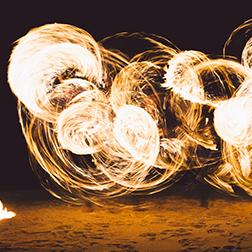 Teambuilding aktivity - oheň - eventová agentura